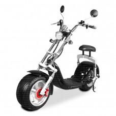 Электробайк CITYCOCO Harley чёрный