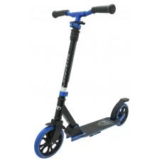 Самокат Tech Team Caravel 210, черно-синий