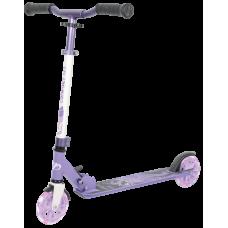 Самокат Tech Team COMFORT 125R, фиолетовый