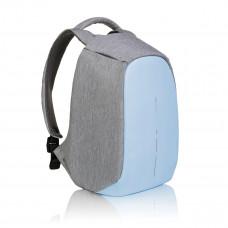 Рюкзак антивор XD-Design BOBBY Bag Compact пастельно-голубой