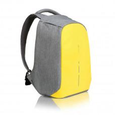 Рюкзак антивор XD-Design BOBBY Bag Compact желтый