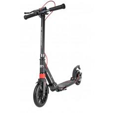 Самокат Tech Team City scooter Disk Brake, черный
