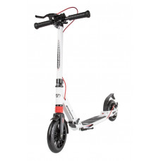 Самокат Tech Team City scooter Disk Brake, белый
