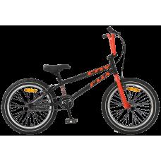 ВЕЛОСИПЕД BMX TT FOX 20 черно-красный