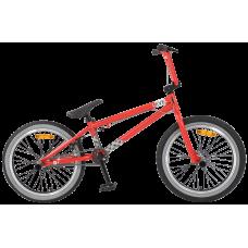 ВЕЛОСИПЕД BMX TT LEVEL красный