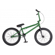 ВЕЛОСИПЕД BMX TT GRASSHOPPER зеленый