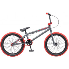 ВЕЛОСИПЕД BMX TT MACK серый