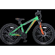 ВЕЛОСИПЕД подростковый TT STORM 26X15 2021 зеленый