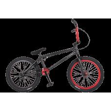 ВЕЛОСИПЕД BMX TT TWEN черный